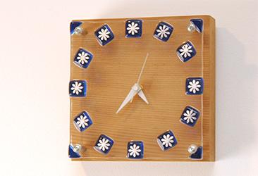 ガラス時計2